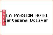 LA PASSION HOTEL Cartagena Bolívar