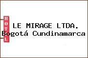 LE MIRAGE LTDA. Bogotá Cundinamarca