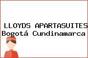 LLOYDS APARTASUITES Bogotá Cundinamarca