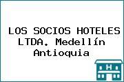LOS SOCIOS HOTELES LTDA. Medellín Antioquia