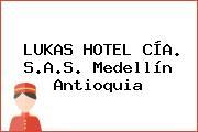 LUKAS HOTEL CÍA. S.A.S. Medellín Antioquia
