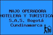 MAJO OPERADORA HOTELERA Y TURISTICA S.A.S. Bogotá Cundinamarca