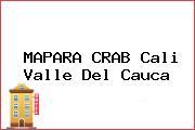 MAPARA CRAB Cali Valle Del Cauca
