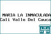 MARIA LA INMACULADA Cali Valle Del Cauca