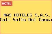 MAS HOTELES S.A.S. Cali Valle Del Cauca