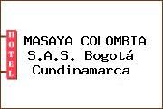 MASAYA COLOMBIA S.A.S. Bogotá Cundinamarca
