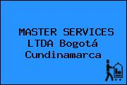 MASTER SERVICES LTDA Bogotá Cundinamarca