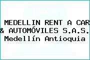 MEDELLIN RENT A CAR & AUTOMÓVILES S.A.S. Medellín Antioquia