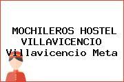 MOCHILEROS HOSTEL VILLAVICENCIO Villavicencio Meta