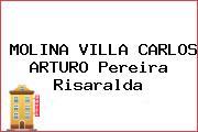 MOLINA VILLA CARLOS ARTURO Pereira Risaralda
