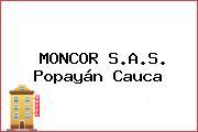 MONCOR S.A.S. Popayán Cauca
