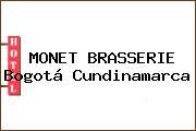 MONET BRASSERIE Bogotá Cundinamarca
