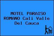MOTEL PARAISO ROMANO Cali Valle Del Cauca