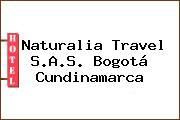 Naturalia Travel S.A.S. Bogotá Cundinamarca
