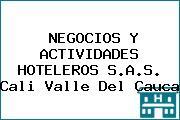 NEGOCIOS Y ACTIVIDADES HOTELEROS S.A.S. Cali Valle Del Cauca