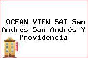 OCEAN VIEW SAI San Andrés San Andrés Y Providencia