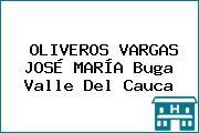 OLIVEROS VARGAS JOSÉ MARÍA Buga Valle Del Cauca