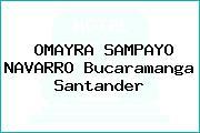 OMAYRA SAMPAYO NAVARRO Bucaramanga Santander