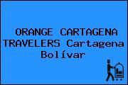 ORANGE CARTAGENA TRAVELERS Cartagena Bolívar