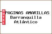 PAGINAS AMARILLAS Barranquilla Atlántico