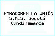 PARADORES LA UNIÓN S.A.S. Bogotá Cundinamarca
