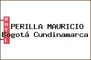 PERILLA MAURICIO Bogotá Cundinamarca