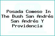 Posada Comeso In The Bush San Andrés San Andrés Y Providencia