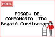 POSADA DEL CAMPANARIO LTDA. Bogotá Cundinamarca