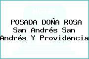 POSADA DOÑA ROSA San Andrés San Andrés Y Providencia