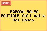 POSADA SALSA BOUTIQUE Cali Valle Del Cauca