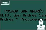 POSADA SAN ANDRÉS ULTD. San Andrés San Andrés Y Providencia