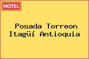 Posada Torreon Itagüí Antioquia
