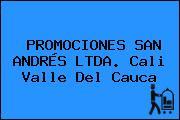 PROMOCIONES SAN ANDRÉS LTDA. Cali Valle Del Cauca