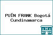 PUÍN FRANK Bogotá Cundinamarca