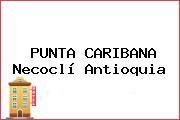 PUNTA CARIBANA Necoclí Antioquia