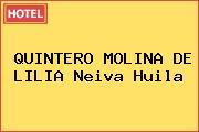 QUINTERO MOLINA DE LILIA Neiva Huila