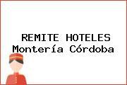 REMITE HOTELES Montería Córdoba