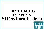 RESIDENCIAS ACUARIOS Villavicencio Meta