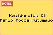Residencias Di Mario Mocoa Putumayo