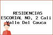 RESIDENCIAS ESCORIAL NO. 2 Cali Valle Del Cauca