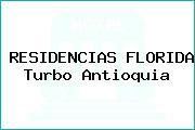 RESIDENCIAS FLORIDA Turbo Antioquia