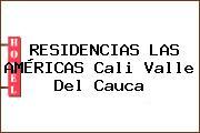 RESIDENCIAS LAS AMÉRICAS Cali Valle Del Cauca