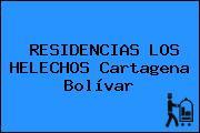 RESIDENCIAS LOS HELECHOS Cartagena Bolívar