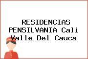 RESIDENCIAS PENSILVANIA Cali Valle Del Cauca