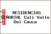RESIDENCIAS SEÑORIAL Cali Valle Del Cauca