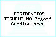 RESIDENCIAS TEQUENDAMA Bogotá Cundinamarca