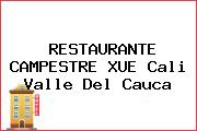 RESTAURANTE CAMPESTRE XUE Cali Valle Del Cauca