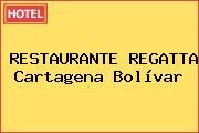 RESTAURANTE REGATTA Cartagena Bolívar