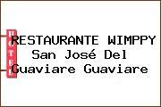 RESTAURANTE WIMPPY San José Del Guaviare Guaviare