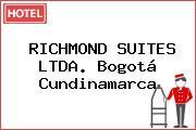 RICHMOND SUITES LTDA. Bogotá Cundinamarca